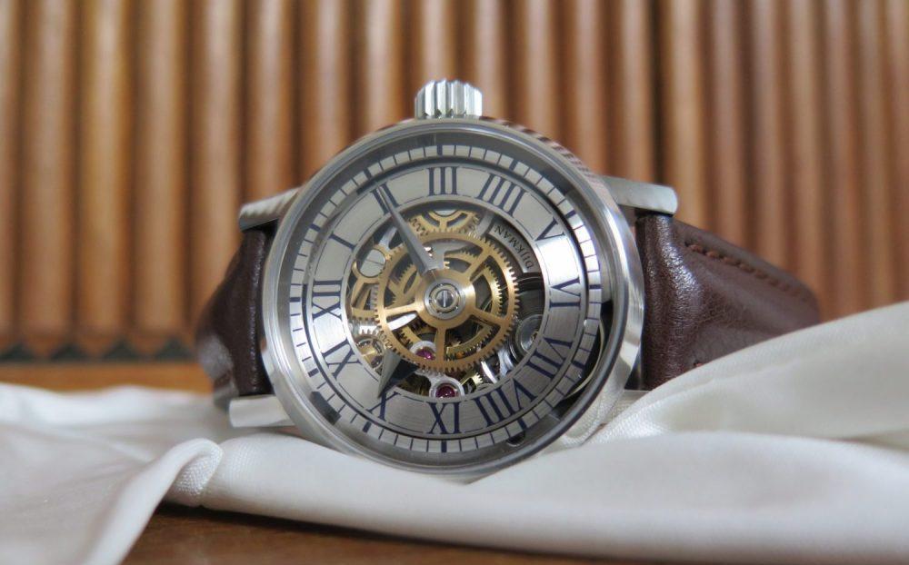 De Dijkman Versum in de HorlogeTest